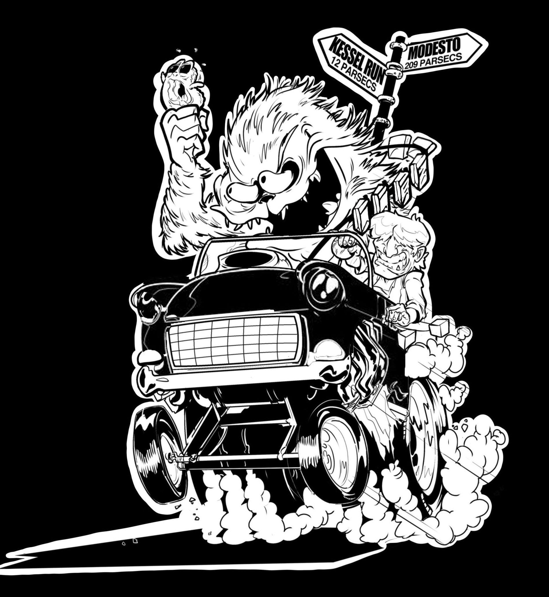 Graffiti-Con Comic and Car Show